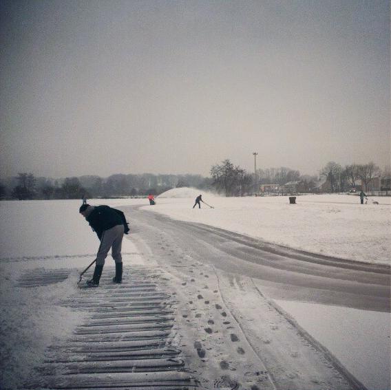 ijsbaan tharde 2013
