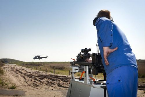 2013-06  juni-schieten-cougar-helicopter-tharde