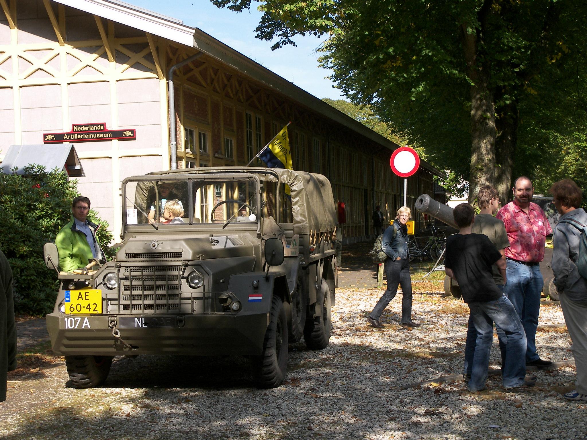 Open Monumentendag bij legerplaats 't Harde 2013